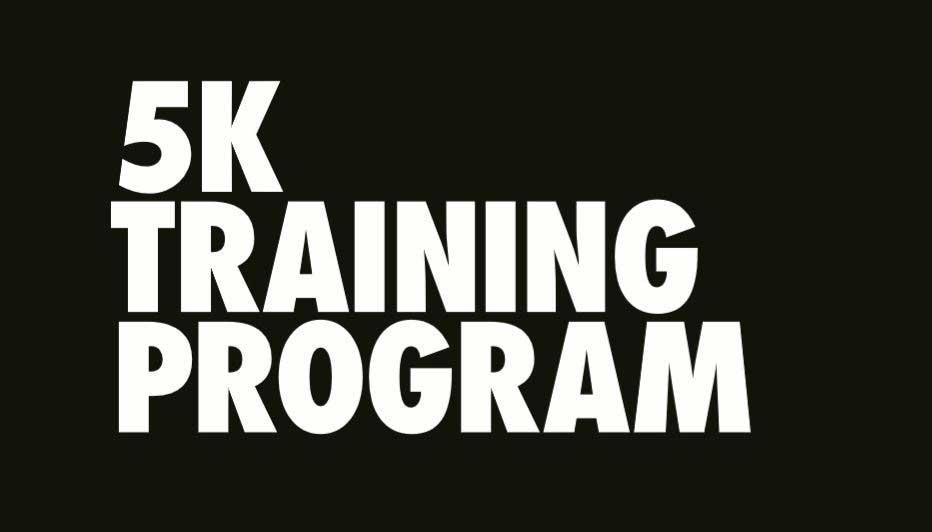 5K-training-program